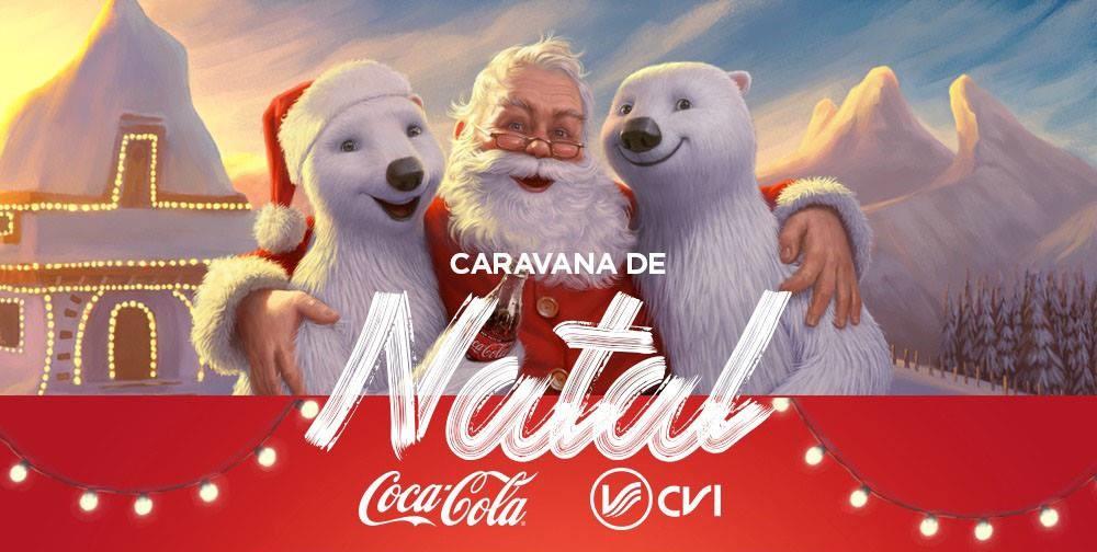 Caravana da Coca-Cola neste sábado em Erechim