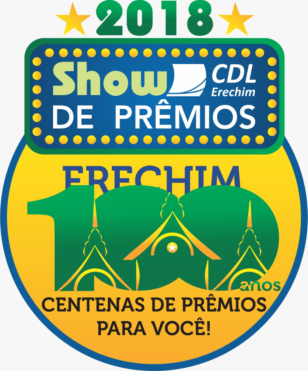 Banner Campanha Show de Prêmios CDL
