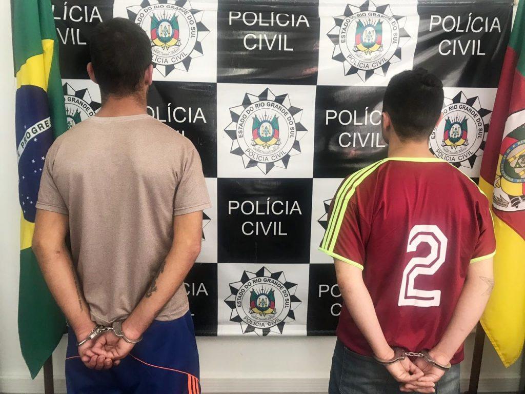 Crédito: Polícia Civil RS/Imprensa