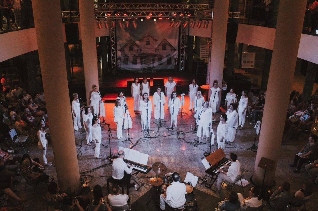 Coro da URI Erechim seleciona novas integrantes | Crédito: Acervo Coro da URI Erechim