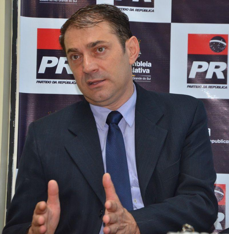 Deputado Paparico Bacchi | Foto: Antonio Grzybowski