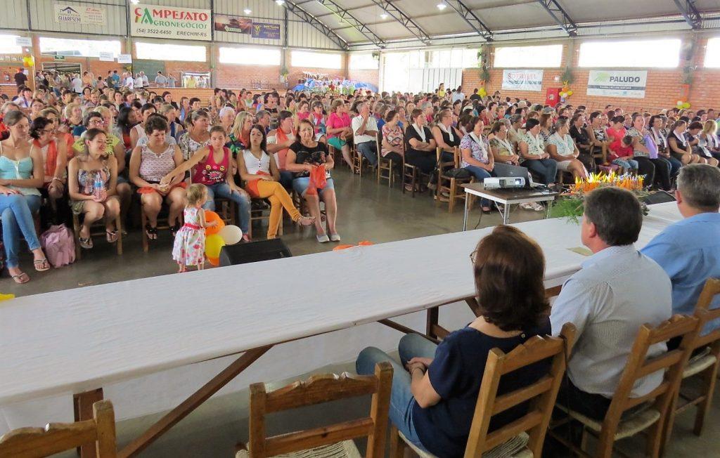23ª edição do Encontro da Mulher Rural  |  Foto: Terezinha Vilk/Arquivo
