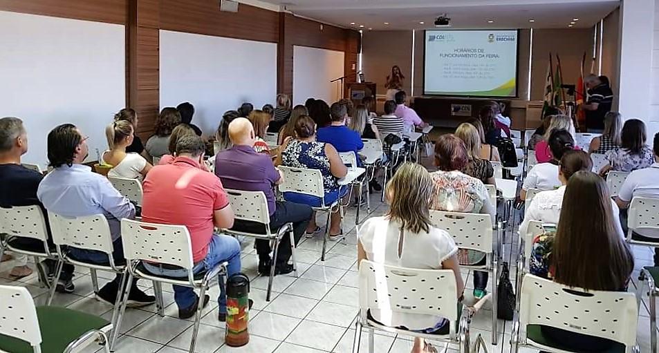 Lançamento oficial da Feira Erechim Direto das Lojas 2019 aconteceu no dia 7 de fevereiro, na sede da CDL | Crédito: CDL Erechim/Imprensa