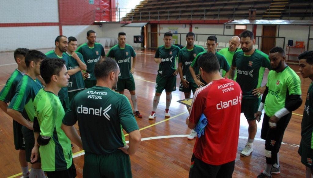 Crédito: Atlântico Futsal/Imprensa