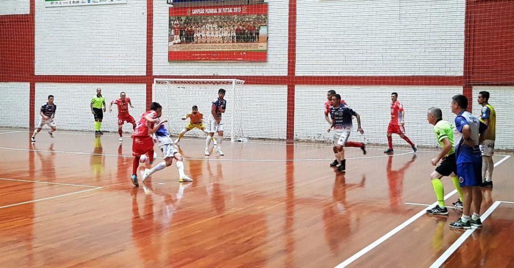 Atlântico vence amistoso contra o Joaçada, no caldeirão do Galo  |  Foto: Atlântico Futsal/Imprensa