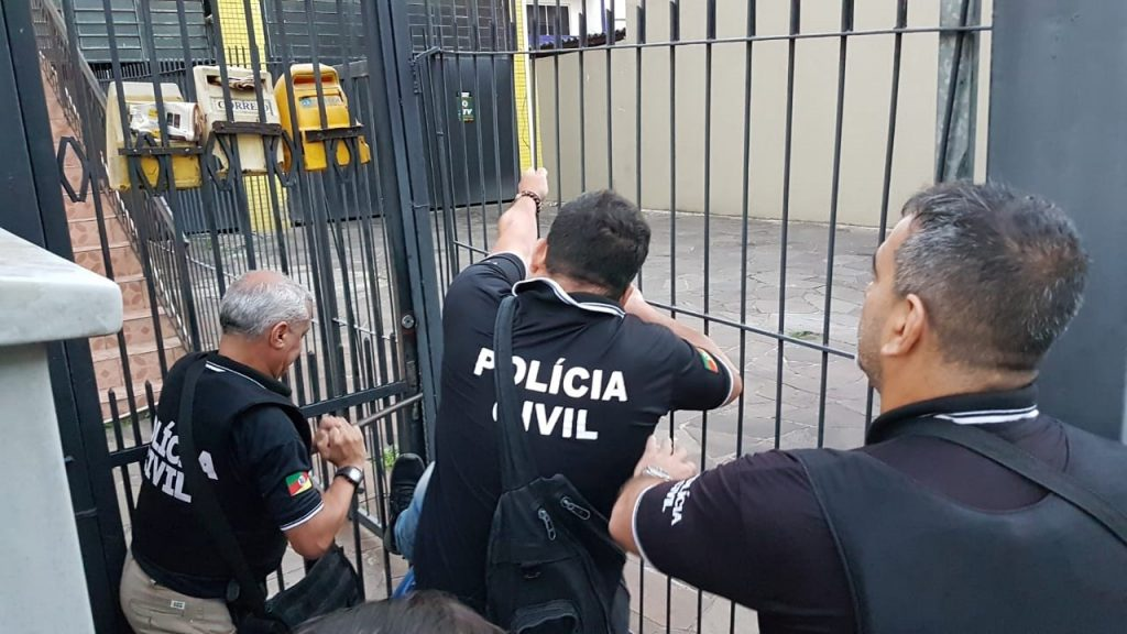 Foto: Polícia Civil/Imprensa