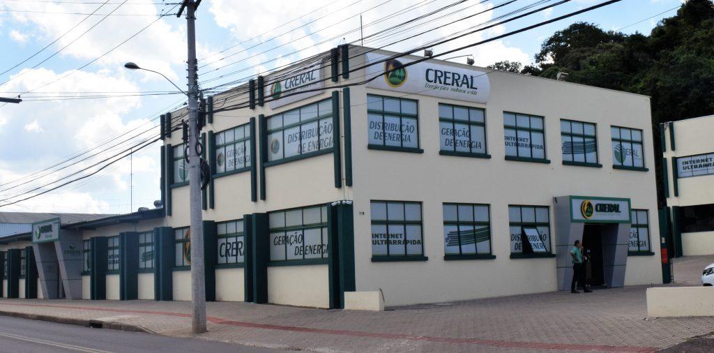 Sede da Creral em Erechim | Foto: Creral/Imprensa