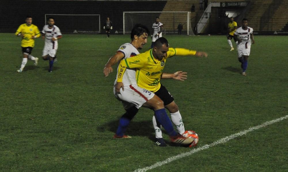 Ypiranga vence Igrejinha no Colosso da Lagoa por 2 a zero | Foto: YFC/Imprensa