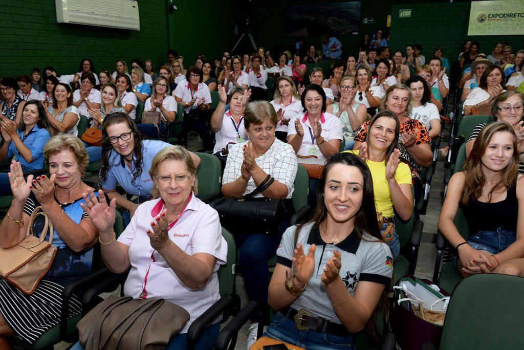 A organização espera reunir cerca de 250 empreendedoras rurais no evento   Foto: Cotrijal/Imprensa
