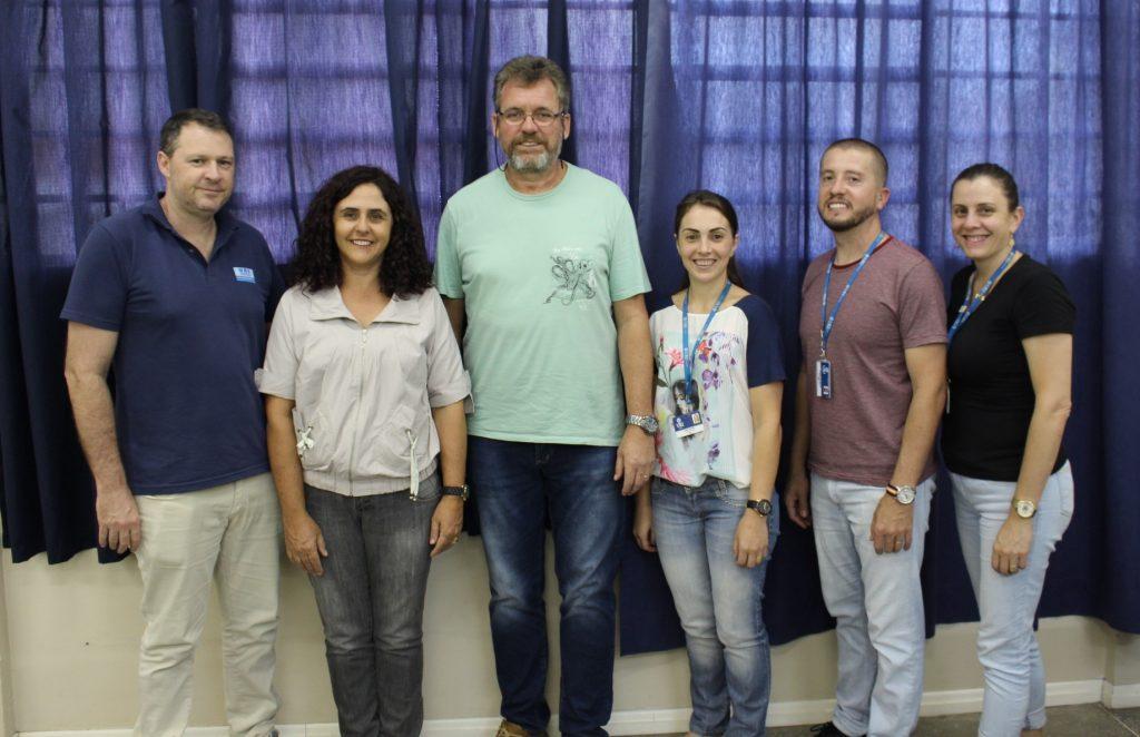 Grupo de professores do PPGEAL bolsistas CNPq   URI Erechim/Imprensa