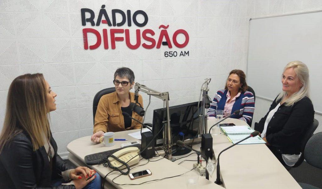 Magda Vendruscolo Lago, Dóris Fialcoff, Beatriz Lago e Katiamara Badalotti | Foto: Luis Henrique Moretto