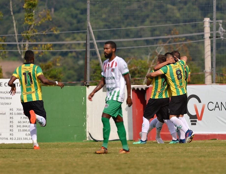 Ypiranga vence União Frederiquense por 2 a 1 | Foto: YFC/Imprensa