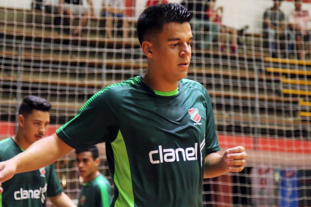 Atleta Amadeo | Foto: Edson Castro