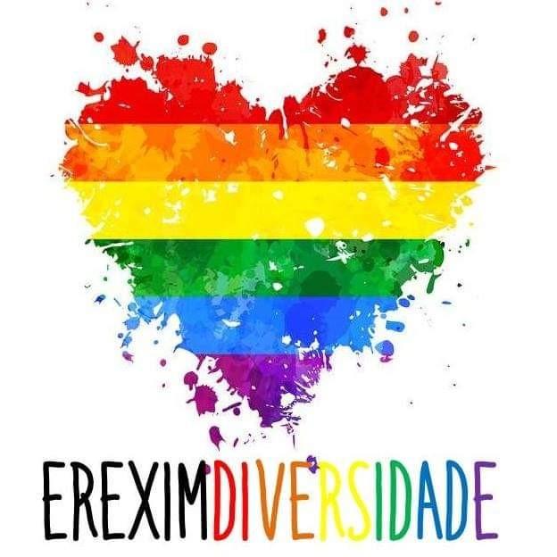 Logo Erexim Diversidade