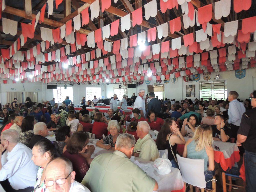 Tradicional Festa da Kiska reuniu mais de 500 visitantes   |   Foto: Prefeitura de Aratiba/Imprensa