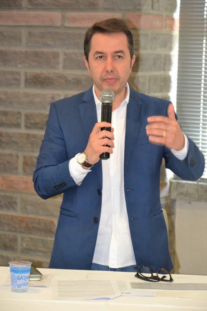 Deputado Sérgio Turra apresentou o seu Projeto de Lei