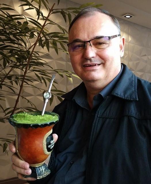 Fritz Roloff, presidente da AGPTEA   Foto: Acervo AGPTEA