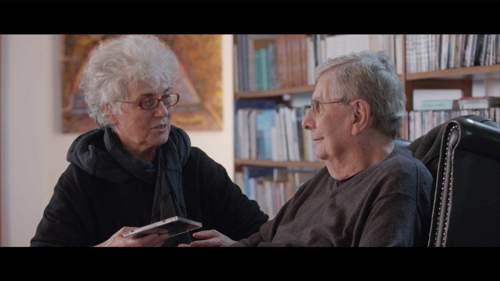 Maria Tomaselli e o marido, o filósofo Carlos Cirne Lima   Z    Foto: Pedro Rocha