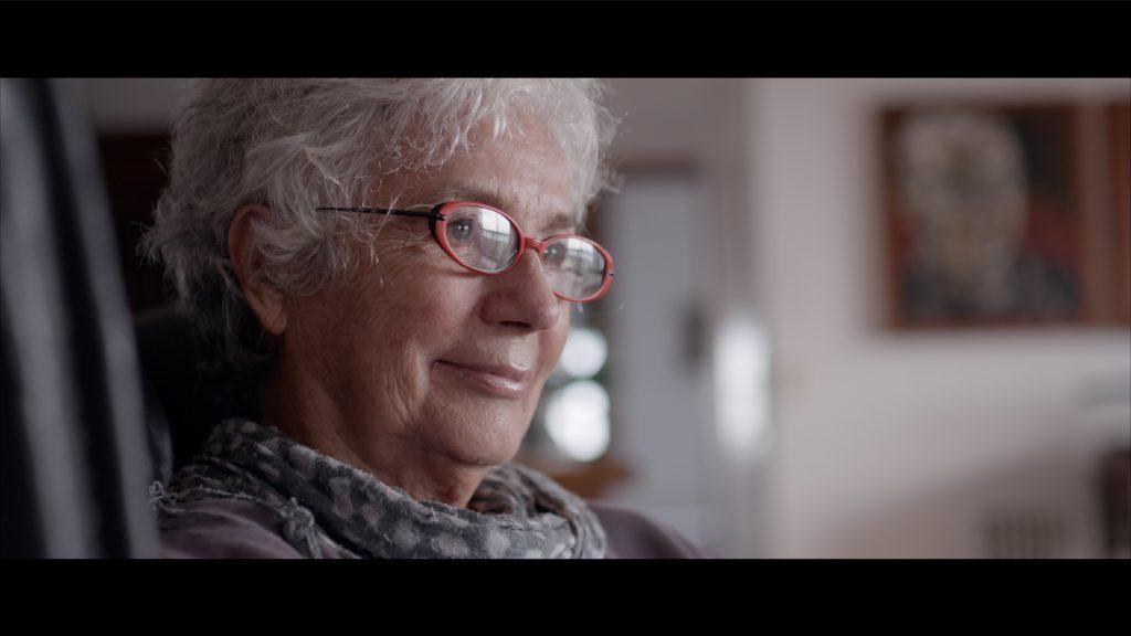 Documentário contará a vida da artista plástica Maria Tomaselli    |   Foto: Pedro Rocha
