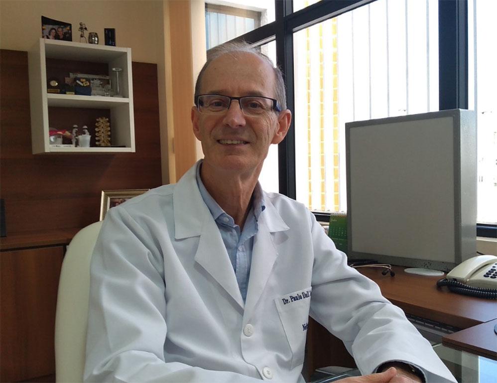 Dr. Dall'Agnol é o novo diretor técnico do HC | Foto: HC/Imprensa