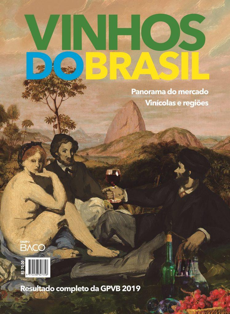 Capa Anuário 20192020 GPVB 2019