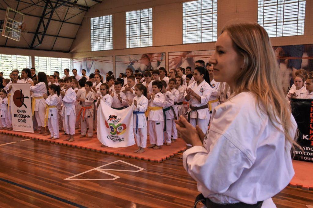 II Torneio Regional Dangai de Karatê e I Campeonato Municipal 2