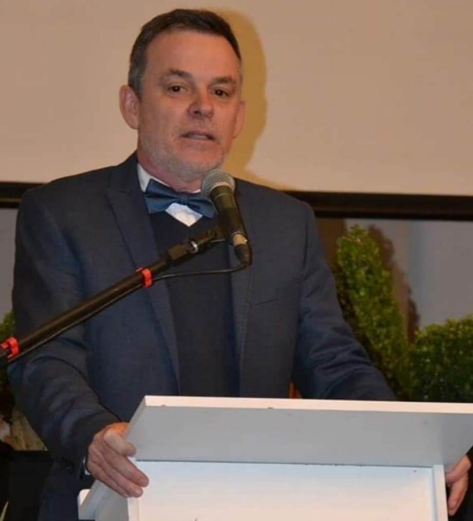 Erechinense Jackson Arpini receberá Prêmio de Honra ao Mérito