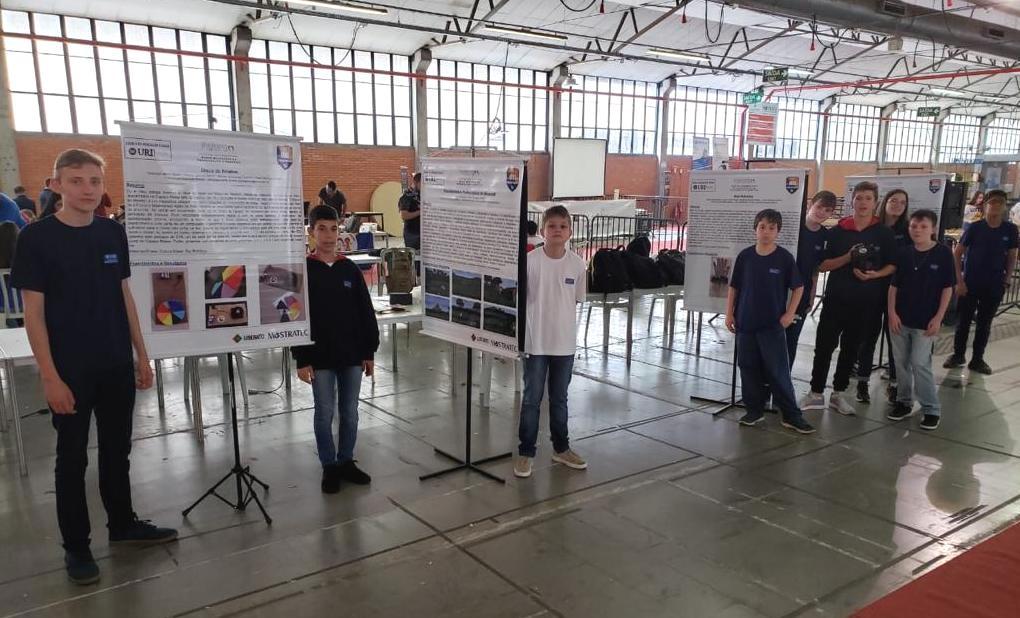 Mostratec 2019 exposição