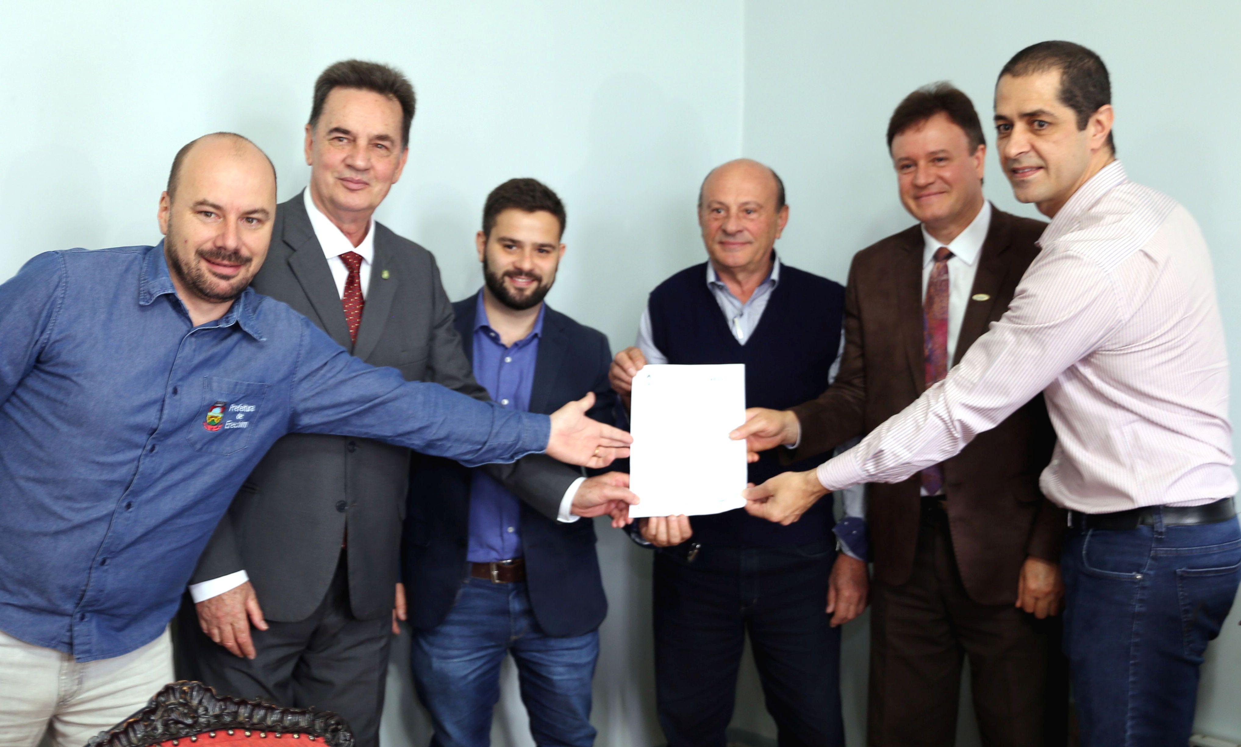 Foto: Prefeitura de Erechim/Ascom