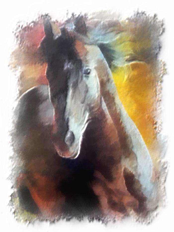 Tela 'Cavalo'