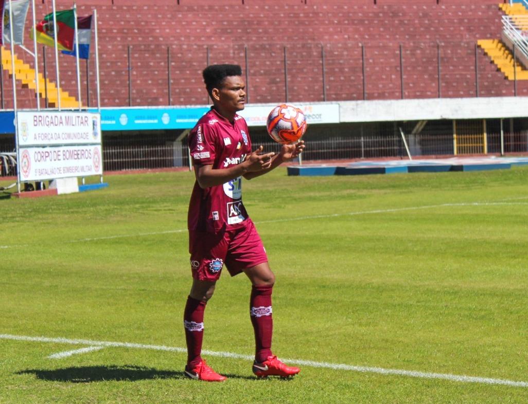 Marabá chega para reforçar o meio-campo do Ypiranga  |  Foto: