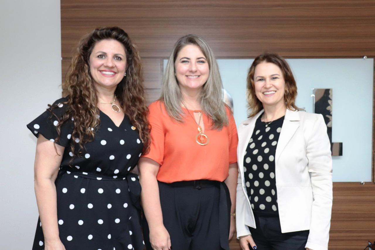 A CDL Erechim elegeu presidentes mulheres em três mandatos consecutivos