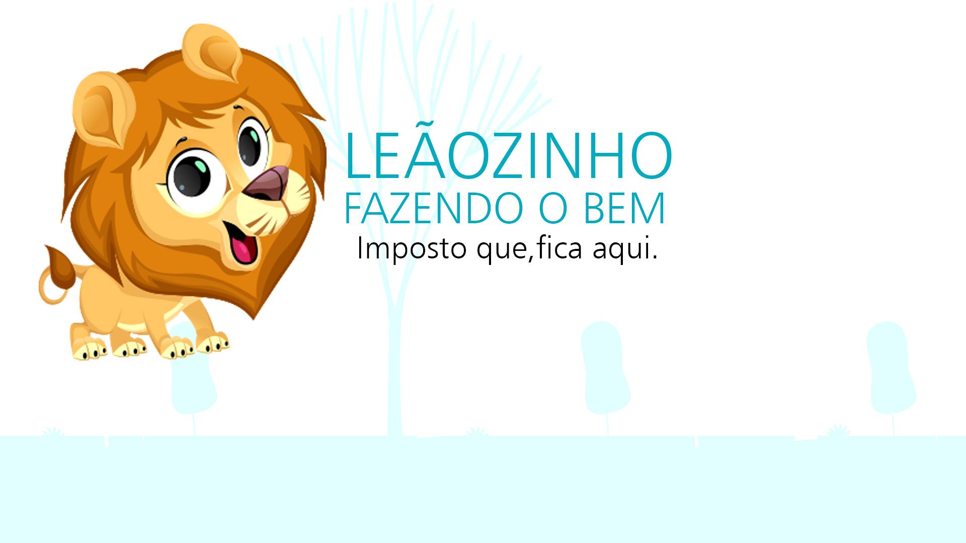 LOGO LEÃOZINHO-1