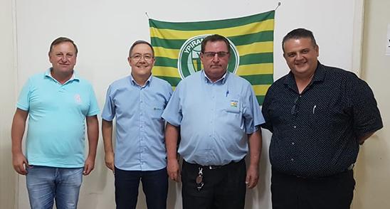 Creral é a nova apoiadora do Ypiranga  |  Foto: YFC/Divulgação