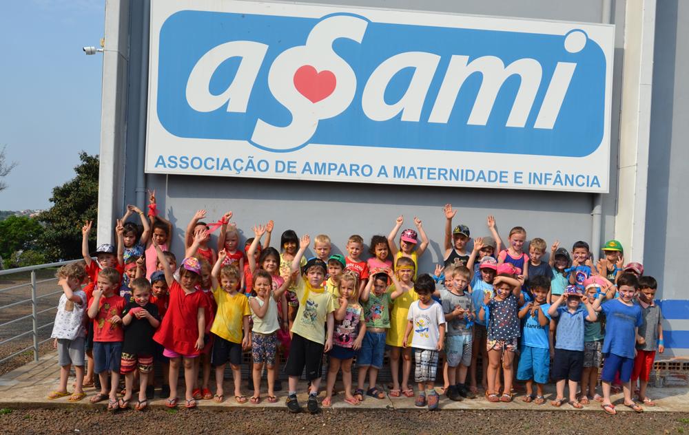 Sede administrativa da Assami   |   Foto: Assami/Divulgação