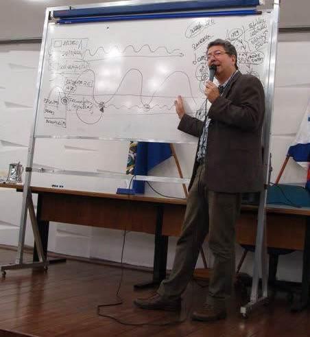 Carlos Nepomuceno faz palestra dia 22 de janeiro em Erechim   Foto: Acervo Carlos Nepomuceno