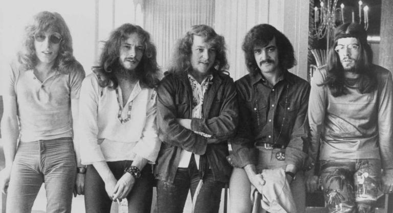 A banda Jeth, 1968