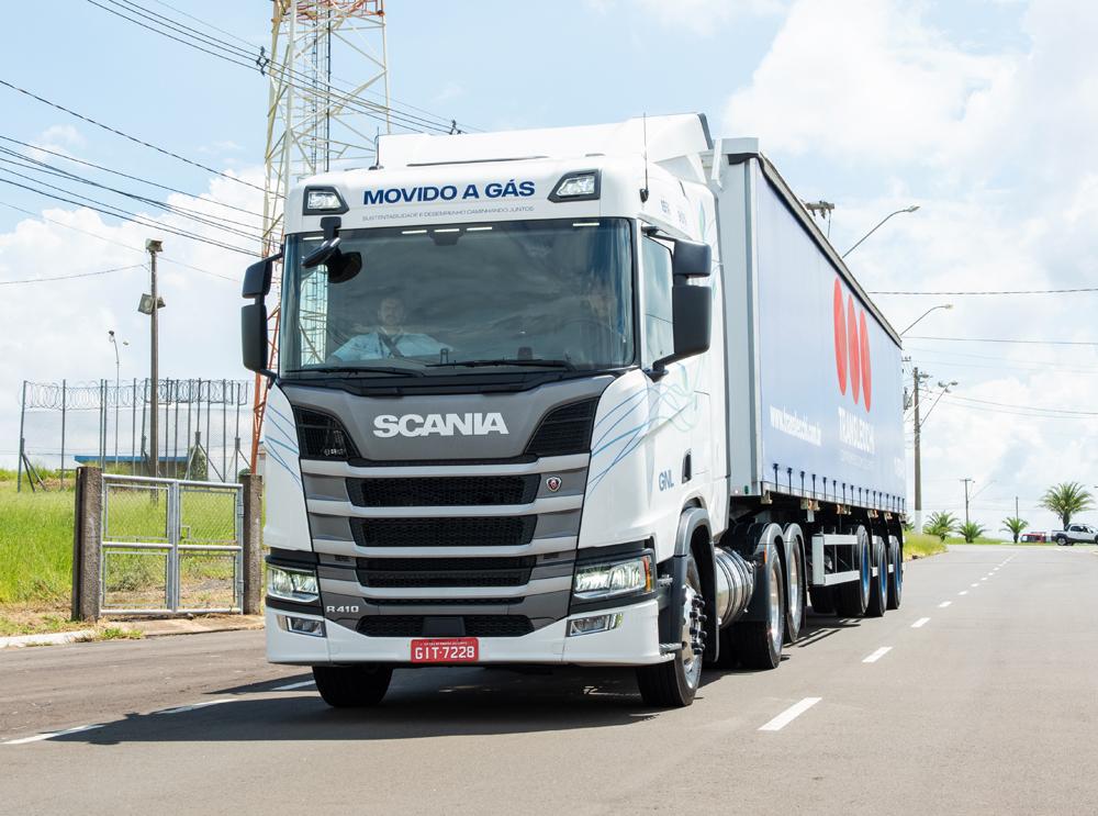 Foto: Scania Brasil/Divulgação
