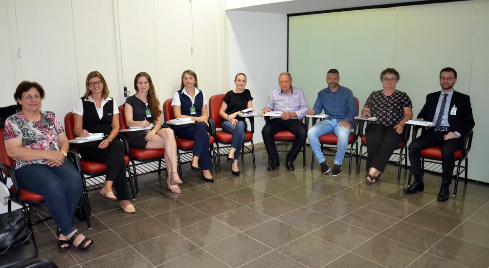 Reunião da Hospinorte ocorreu no Hospital de Caridade de Erechim   Foto: Hospinorte/Divulgação