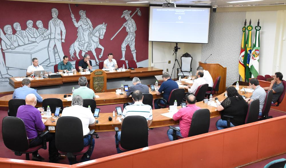 Foto: Giulianno Olivar/Câmara Municipal de Erechim