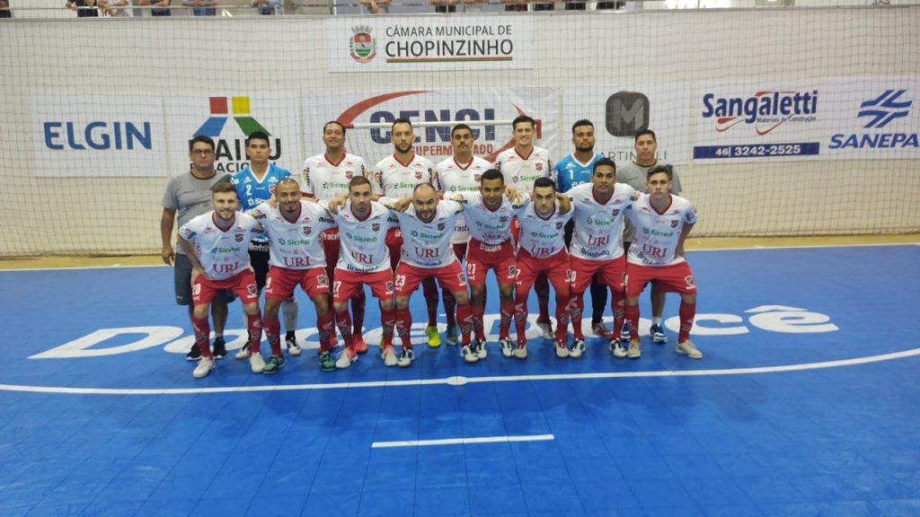 Foto: Atlântico Futsal/Divulgação