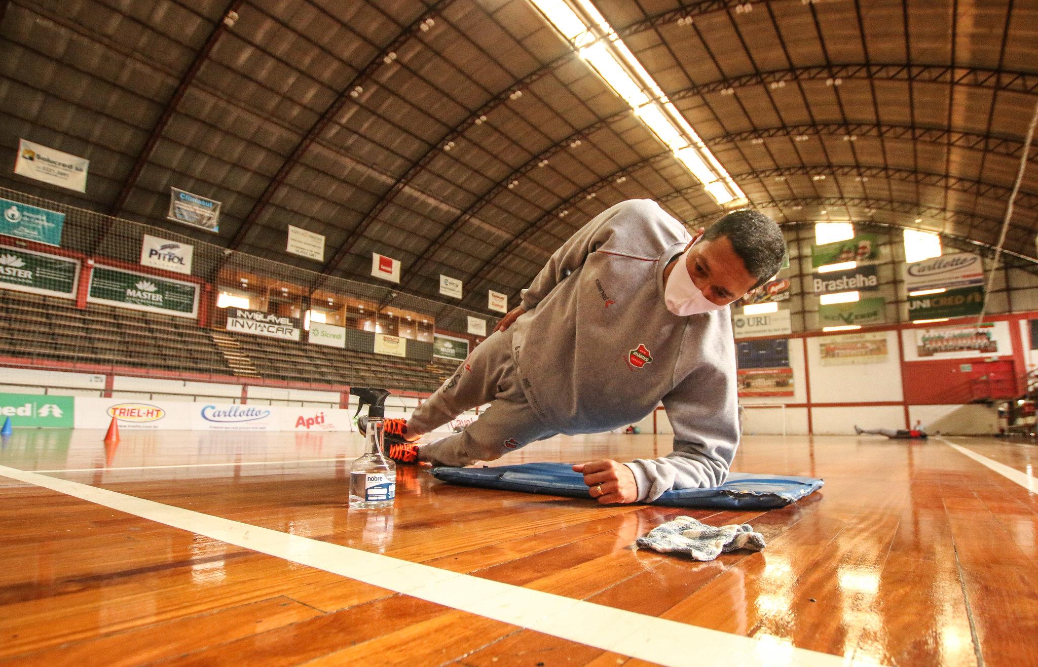 Fotos: Edson Castro/Imprensa Atlântico Futsal