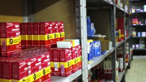 Farmácia de Medicamentos Especiais do Estado é um dos locais que recebe os voluntários - Foto: Divulgação / SES / Arquivo