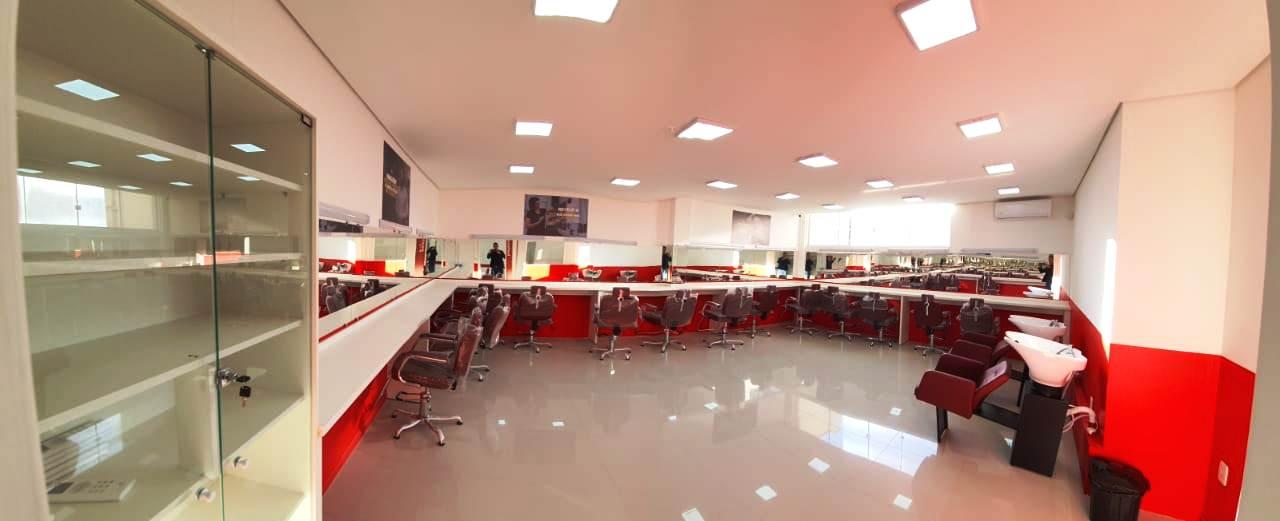 Sala de aula Instituto Mix informática