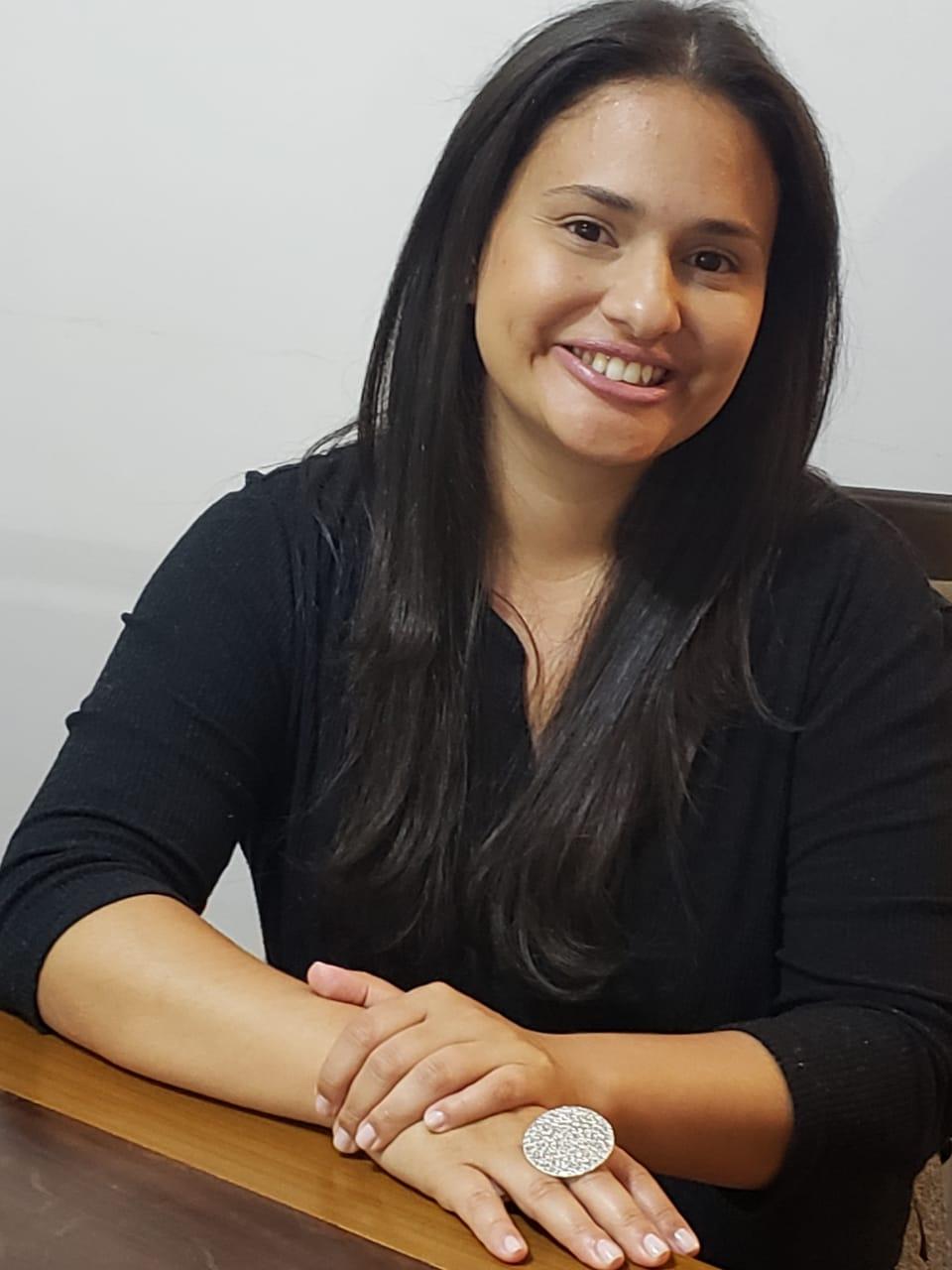Advogada Gabriela Totti Foto: Acervo pessoal