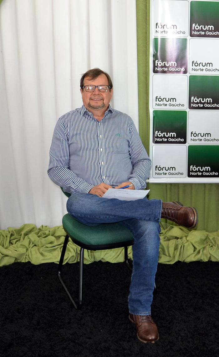 Presidente-do-Sindicato-Rural-de-Getúlio-Vargas-Luiz-Carlos-Silva-é-um-dos-organizadores-do-evento | Foto: Maria Lucia Smaniotto