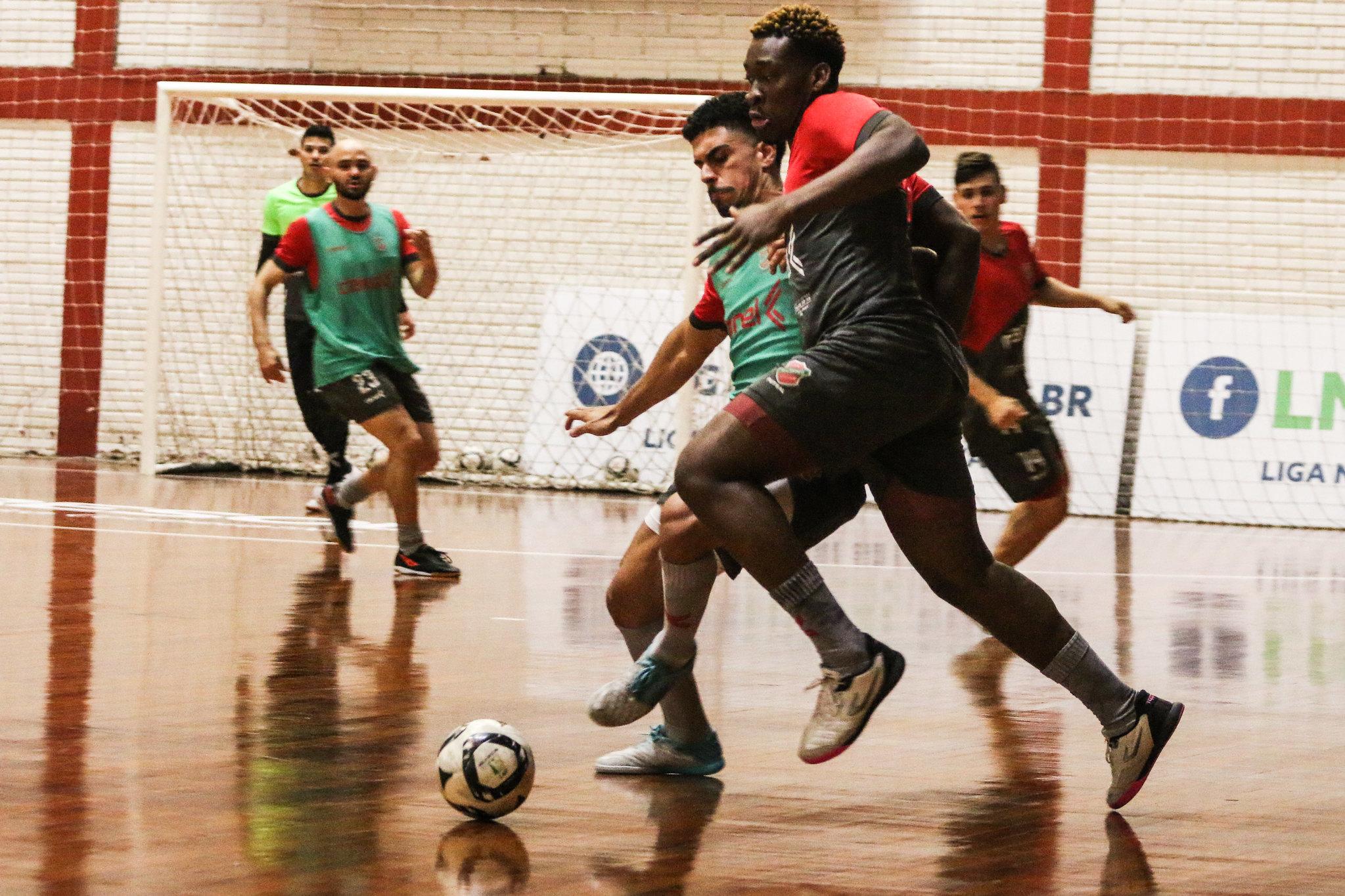 Foto: Atlântico Futsal/Imprensa