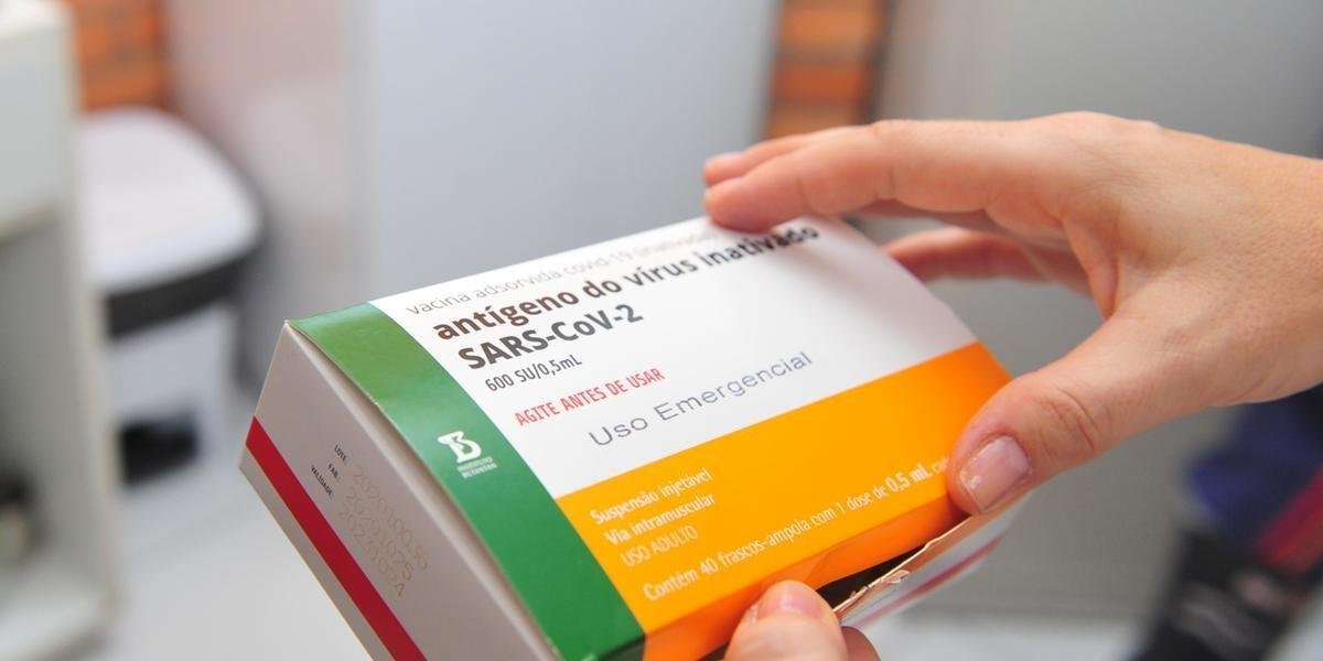 Coronavac é eficaz contra variante P1, indica estudo realizado em Manaus
