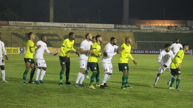 O Canarinho estreou com vitória no Campeonato Brasileiro Série C. Contra o Paraná, o Ypiranga marcou 2 a 0 na primeira rodada do campeonato.